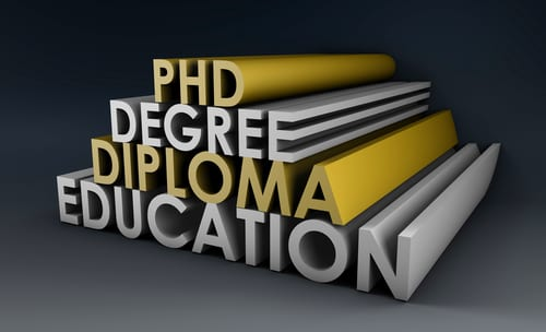 phd doctorate
