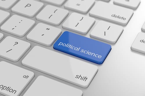 political science degree program