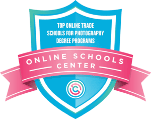 reputable site 7face fea54 Top Online Schools for Photography Degree Programs