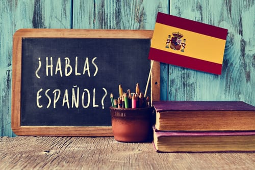 spanish degree
