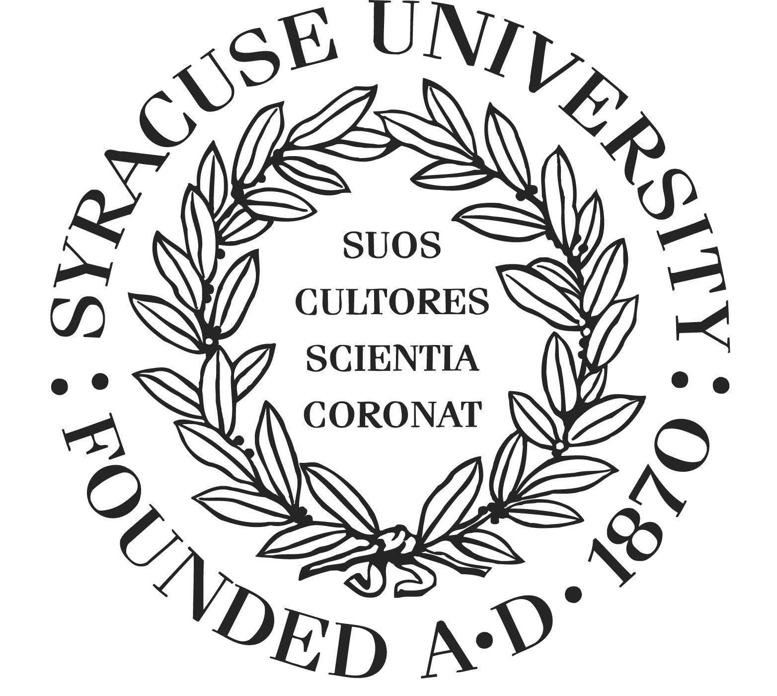 syracuse university essay All applicants must apply to syracuse university and submit a portfolio to the school of architecture apply to syracuse university  #4 undergraduate, #13 graduate syracuse architecture has again been ranked among the best schools of architecture by designintelligence, the definitive ranking source for architecture more.