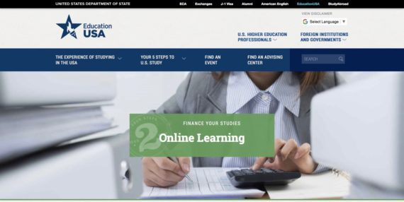 online learning US