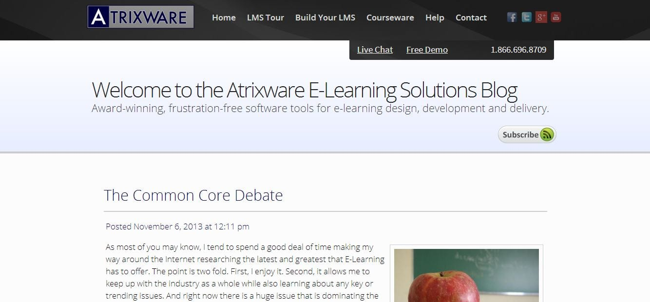 atrixware- college online resources