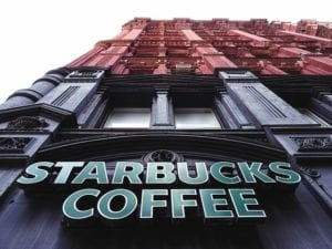 Starbucks - college tuition assistance