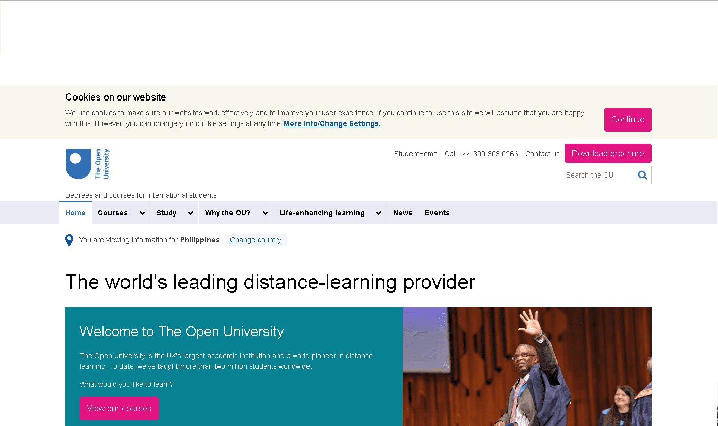 PhD students- open university