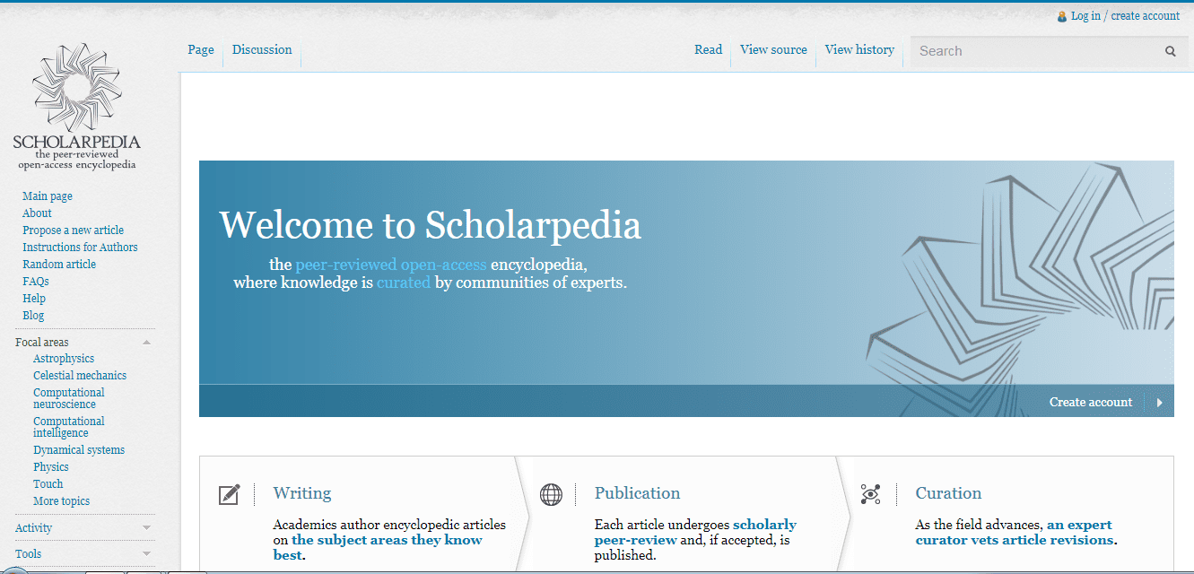 PhD students- scholarpedia
