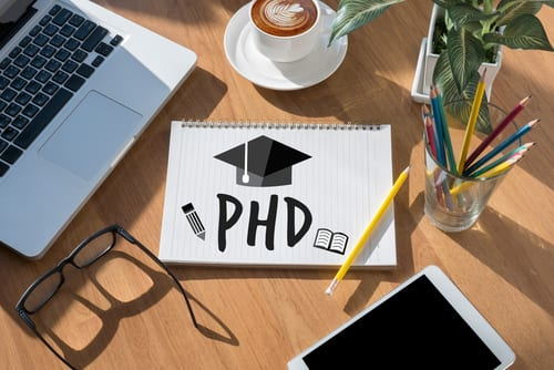 phd doctorate online degree resources