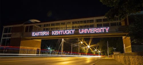 EASTERN KENTUCKY UNIVERSITY - fastest Online Degree Programs