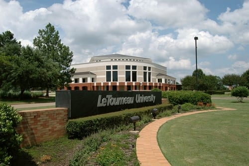 LETOURNEAU UNIVERSITY - fastest Online Degree Programs