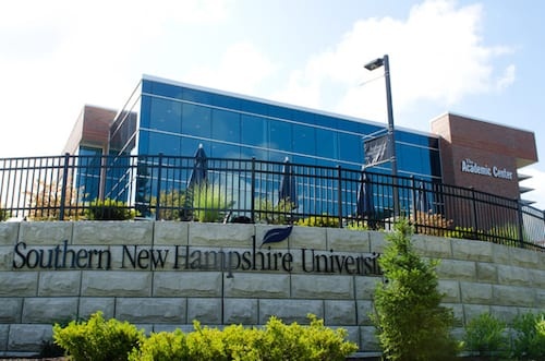 SOUTHERN NEW HAMPSHIRE UNIVERSITY - fastest Online Degree Programs