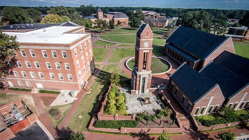 CAMPBELL UNIVERSITY - fastest Online Degree Programs