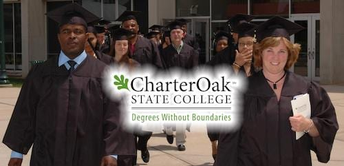 CHARTER OAK STATE COLLEGE - fastest Online Degree Programs
