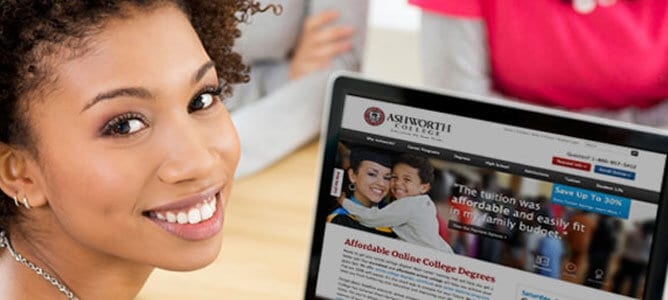 Ashworth College - fastest certificate degrees