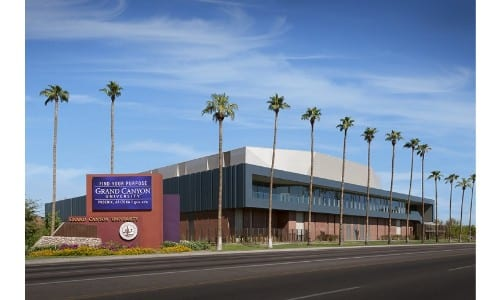Grand Canyon University- Fastest Online Bachelor Degree
