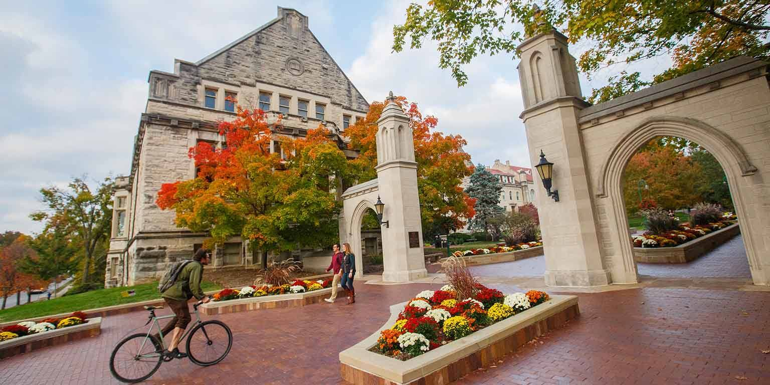 Indiana University - Bloomington - fastest online certificate degree programs