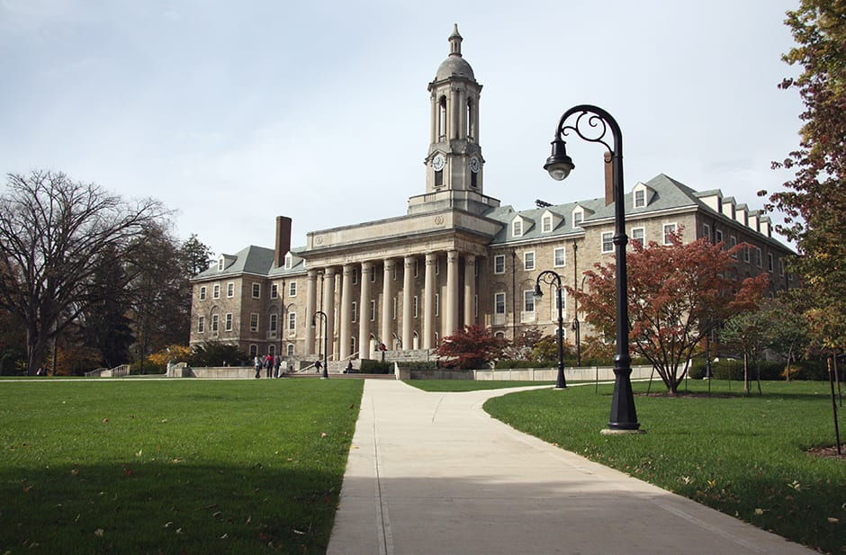 Pennsylvania State University-World Campus - fastest online certificate degrees