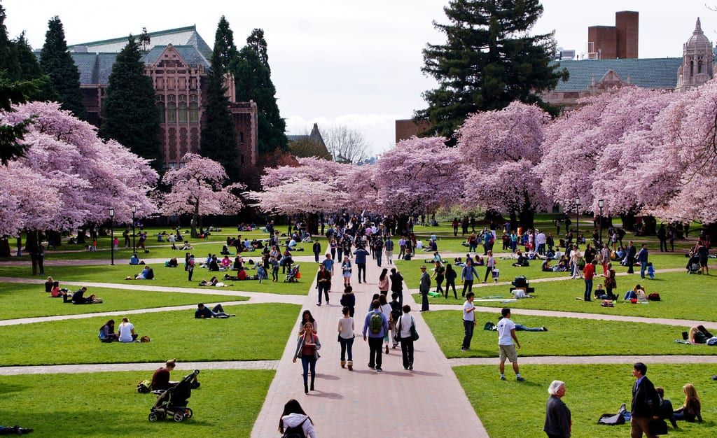 University of Washington - Seattle - fastest online certificate degrees