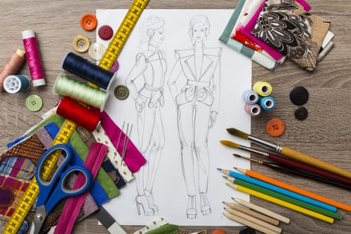 fashion design degree