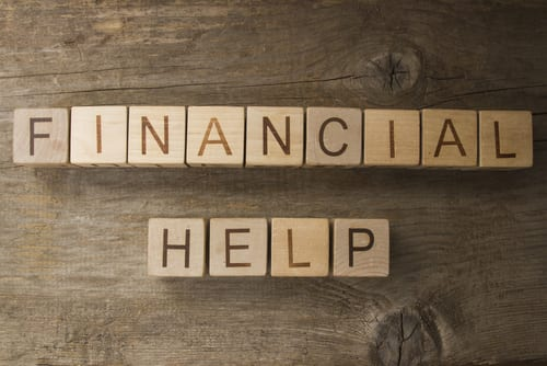 psychology financial assistance
