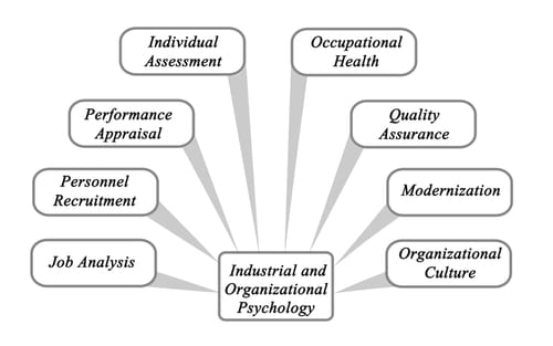 industrial organizational psychology degree