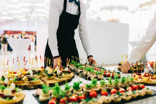 caterer trade schools