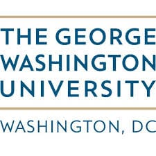 george washington university name