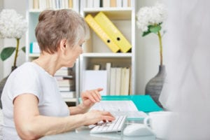 senior citizens online learning