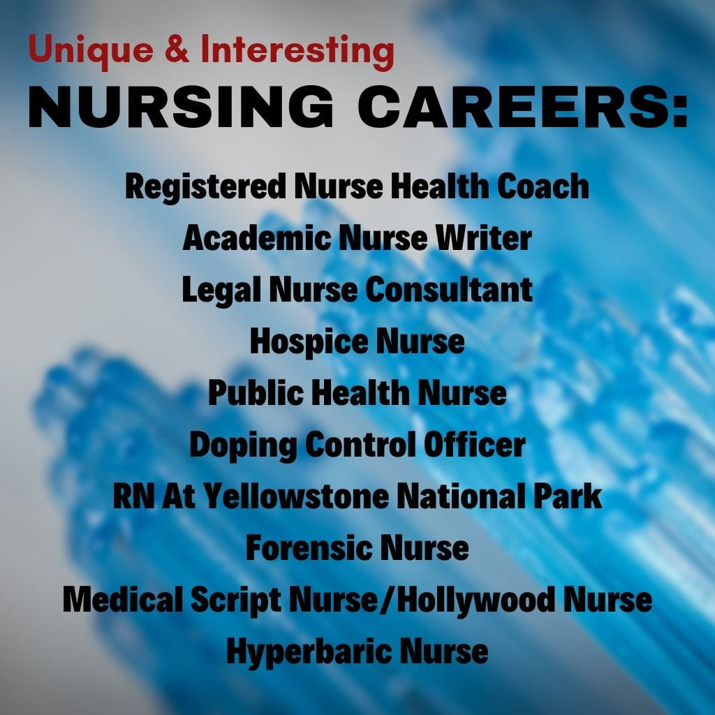 2020 Nursing Degree And Career Guide