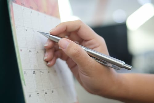 tips and techniques for meeting deadlines