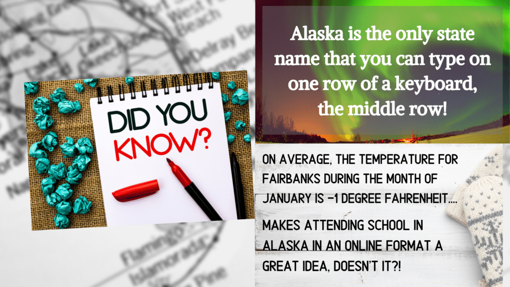 Alaska fun facts