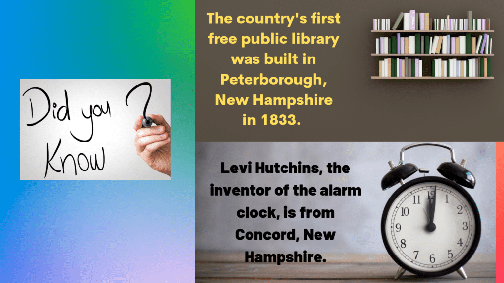 New Hampshire_facts