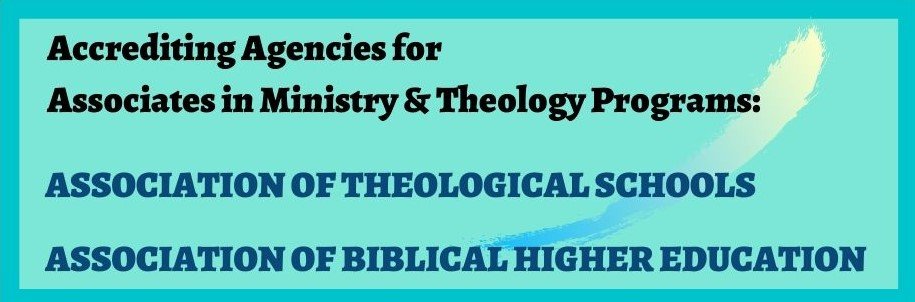 associate in ministry and theology