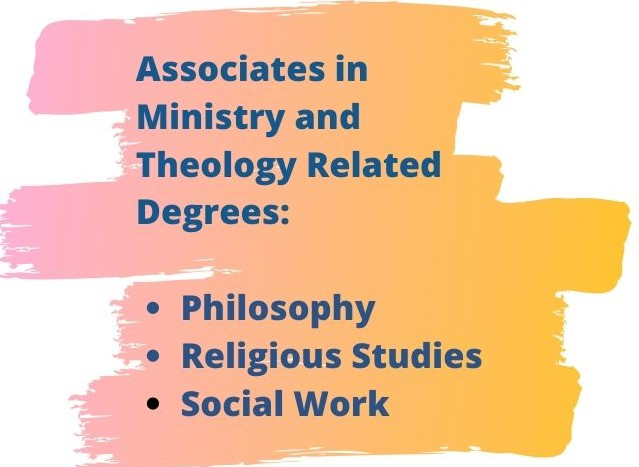 related degrees in ministry