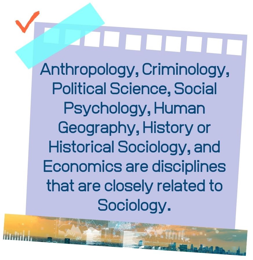 masters of sociology