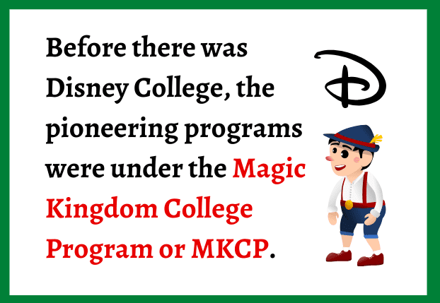 Disney College 3