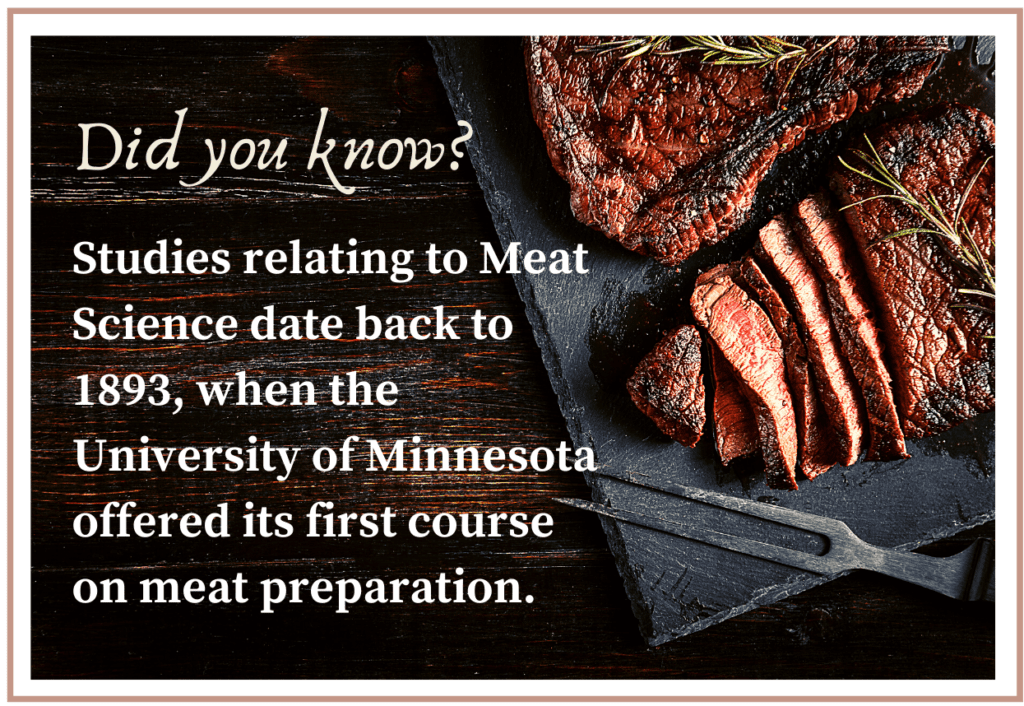 Meat Science 3