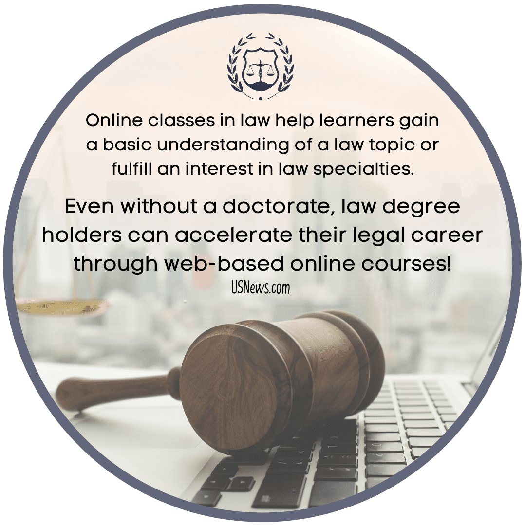 free online law classes fact 4