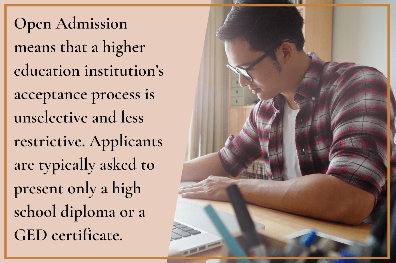 open admission fact 3