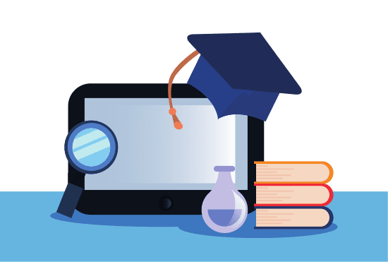 online learning concept