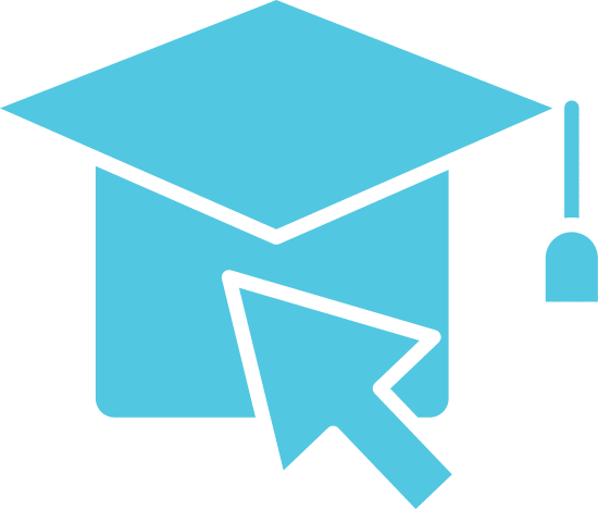 online learning degree concept