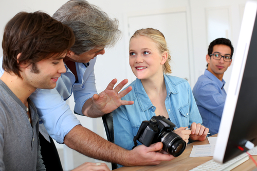 what degrees do you need to be a photographer