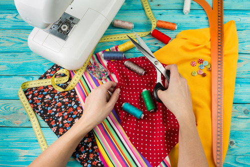 sewing degree