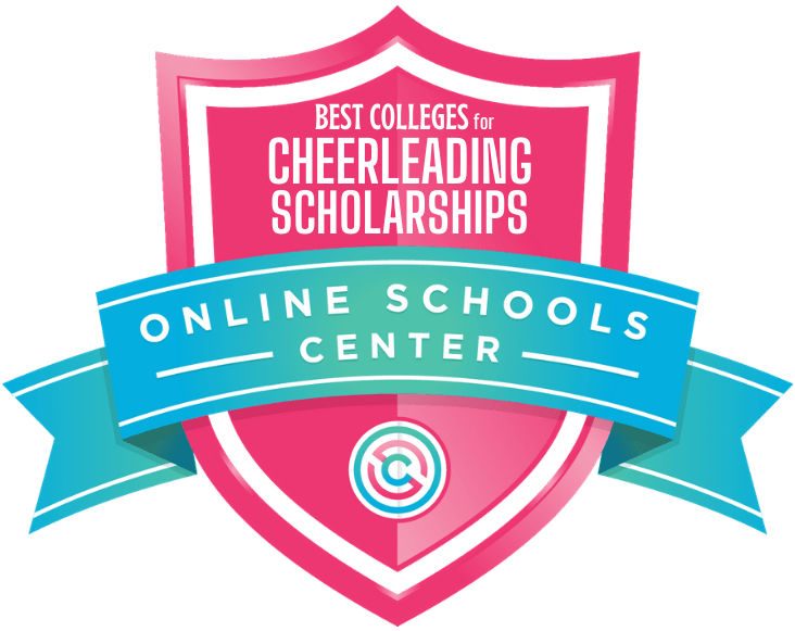 Cheerleading Scholarships - badge