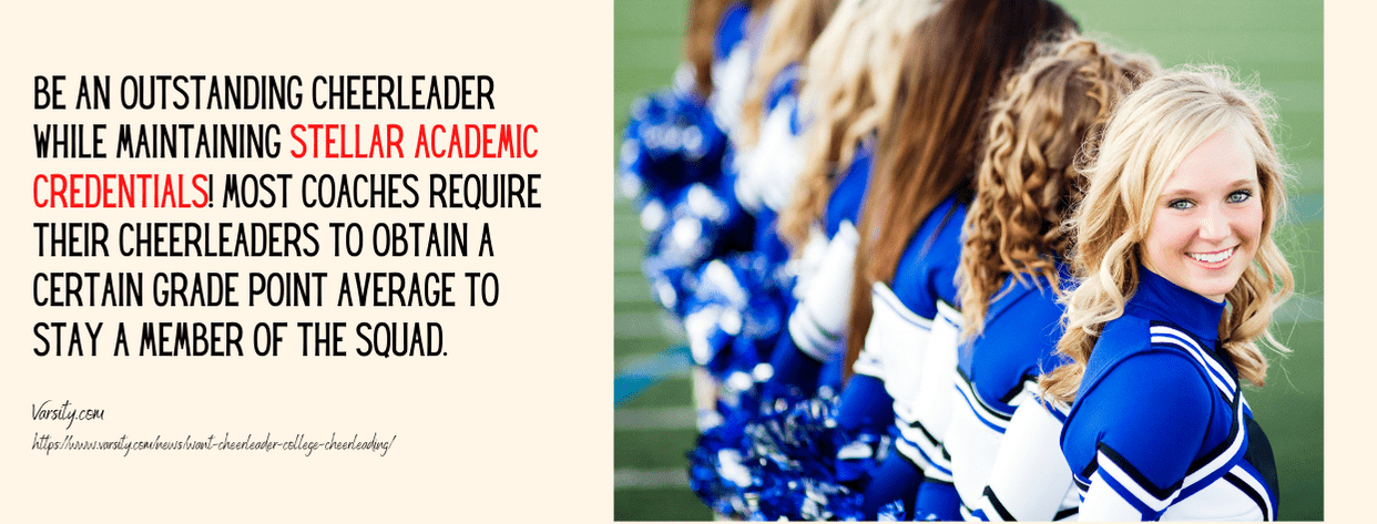 Cheerleading Scholarships fact 3