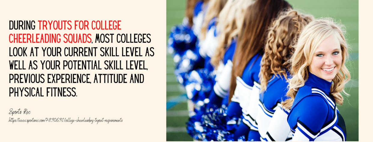 Cheerleading Scholarships fact 4
