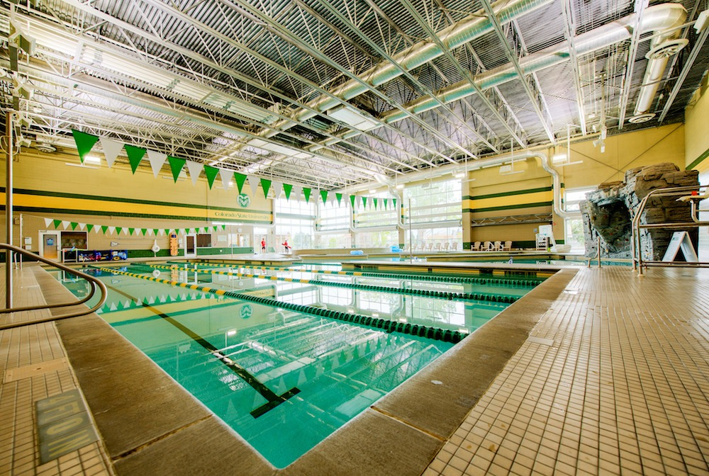 Colorado State University Pool