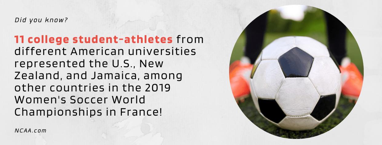 best colleges for women's soccer scholarships