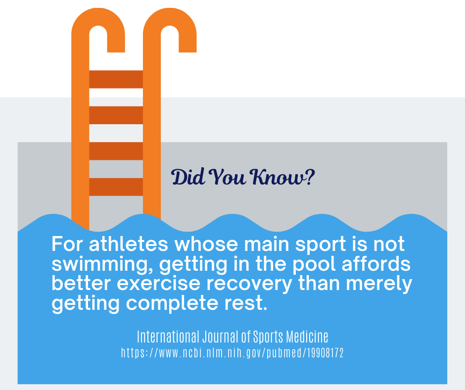 Swimming Pools - fact 1