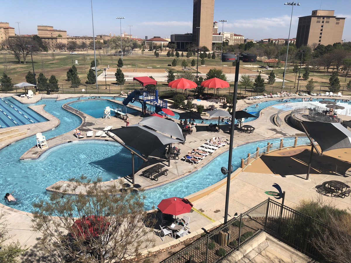 Texas Tech University Pool