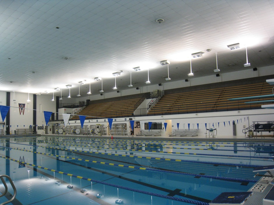 University of Akron Pool
